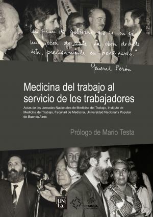 Cubierta para Medicina del trabajo al servicio de los trabajadores